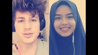 We Don't Talk Anymore   Charlie Puth & Sheryl Shazwanie (duet On Smule App)