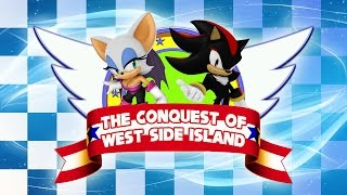 The Conquest of West Side Island - Walkthrough