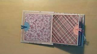 getlinkyoutube.com-Accordion Envelope Mini Album - June 2010