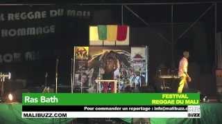Le procès du système par RAS BATH - Sound System (Festival Reggae du Mali 2015)