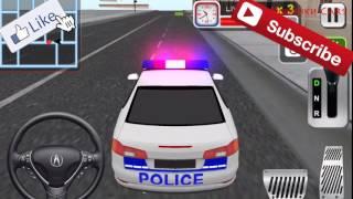 getlinkyoutube.com-Машинки Cars мультики про полицейские машинки все серии подряд детский канал про машинки