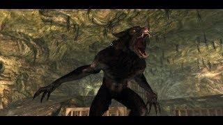 getlinkyoutube.com-Skyrim - Farkas transforms into Werewolf