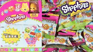 getlinkyoutube.com-Shopkins Micro Lite Blind Bags Opening Series 1