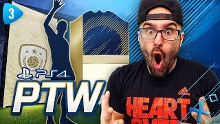OMG I PACKED MY FIRST ICON!! *PS4* FIFA 18 ULTIMATE TEAM PAY TO GLORY #03
