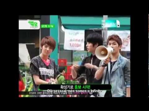 [PT-BR] Infinite - Sesame Player EP 7 [4/4]