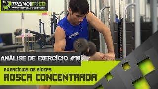 Análise de Exercício #18 - Rosca Concentrada