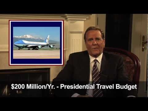Chuck Woolery on Budget Cuts