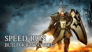 getlinkyoutube.com-DIABLO 3 PL - SPEED RUN BUILD KRZYŻOWIEC ( U10, GR 50 - 60 )