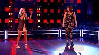 getlinkyoutube.com-Brooklyn Vs Rozzy - Battle Performance: The Voice UK 2015 - BBC One