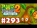 Plants vs. Zombies 2: It's About Time - Gameplay Walkthrough Part 293 - Sap-fling! (iOS)