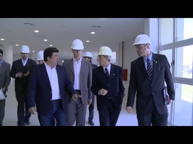 Cuatro nuevos mega hospitales