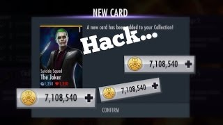 Injustice!!2.11 Suicide Squad Unlimited Coins (HACK) /iOS /android