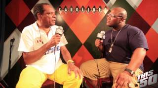 "getlinkyoutube.com-John Witherspoon: ""There Won't Be A 4th Friday Because of Chris Tucker""; Talks Becoming Star; Money"