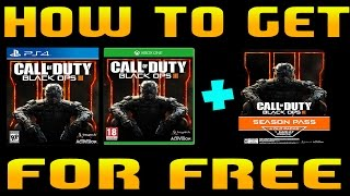 getlinkyoutube.com-How To Get Call Of Duty Games For Free PC/PS4/XBOX1/PS3/XBOX360