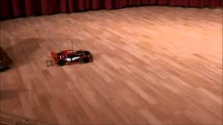 getlinkyoutube.com-Lego RC drift car