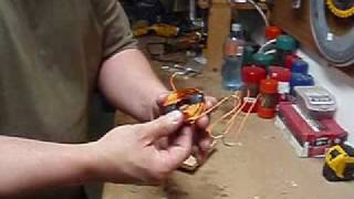 getlinkyoutube.com-How to make wind turbine copper coils yourself stator do it yourself cheap DIY