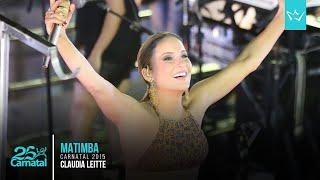 getlinkyoutube.com-Matimba  - Claudia Leitte [Carnatal 2015] - mundoleitte.com