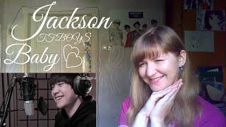 getlinkyoutube.com-TFBOYS (Jackson) - Baby |MV Reaction| ♡ღ♡