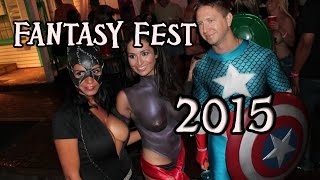 getlinkyoutube.com-KEY WEST - FANTASY FEST - BODYPAITING 2015