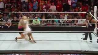 getlinkyoutube.com-Lana Fights Back Against Summer Rae - WWE  Raw, June 29, 2015