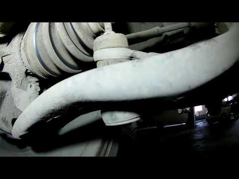 Расположение подушек двигателя у Джили MK Cross