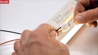 getlinkyoutube.com-Профильный светодиодный светильник своими руками