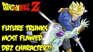 getlinkyoutube.com-Future Trunks Is The Most FLAWED Dragon Ball Z Character of All Time