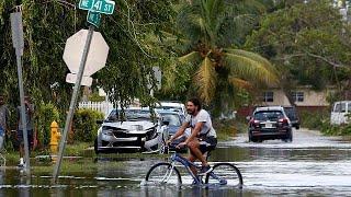 Irma, el día después en Florida