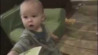 getlinkyoutube.com-شاهد الطفل العبقري الرضيع 16 شهر فقط. شيء لا يصدقه عقل !!