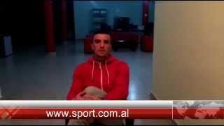 Sport.com.al - Ervis Kaja