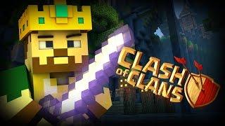 "getlinkyoutube.com-CLASH OF CLANS! ""WAR!!!"" (Minecraft Roleplay Adventure) [8]"