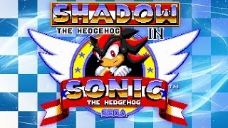 getlinkyoutube.com-Shadow in Sonic the Hedgehog - Walkthrough