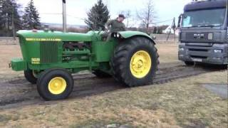 getlinkyoutube.com-John Deere zieht MAN.MTS