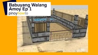 getlinkyoutube.com-How to Raise Pigs: Baboyang walang amoy or Odorless Pigpen Episode 1