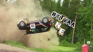 getlinkyoutube.com-BEST RALLY CRASHES 2016   By: NE-Rallyvideos