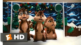 getlinkyoutube.com-Alvin and the Chipmunks (3/5) Movie CLIP - Christmas Don't Be Late (2007) HD