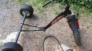getlinkyoutube.com-Tuto - Comment faire un drift trike ?