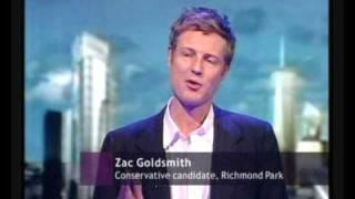 8 Dec 2009 - Zac on Newsnight: Climate, Energy and Nuclear Power (2009)