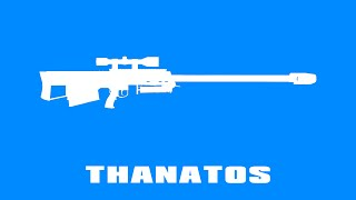 PAYDAY 2: Thanatos Rifle - Weapon Guide #10