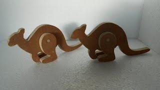 getlinkyoutube.com-Hopping Wooden Kangaroo