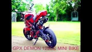 getlinkyoutube.com-รายละเอียด GPX DEMON 125 CC EP.1 ( ช่วงข้อมูลทั่วไทย )