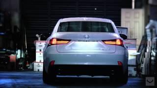 getlinkyoutube.com-2014 Lexus IS350 F-Sport | AG Automotive | Build Part 1