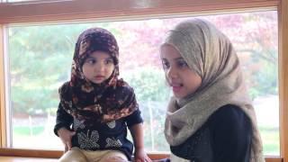 Very Cute!! Fatima is reciting Surah Al-Ikhlas