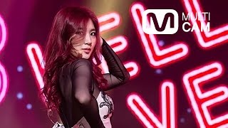 getlinkyoutube.com-[Fancam] Yeo Rum of Hellovenus(헬로비너스 여름) Sticky Sticky(끈적끈적) @M COUNTDOWN_141106