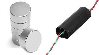 getlinkyoutube.com-Мои посылки из Китая - Неодимовые магниты + высоковольтный преобразователь напряжения