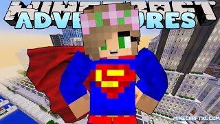 getlinkyoutube.com-Minecraft - Little Kelly Adventures : BECOMING SUPERGIRL!