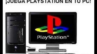 Descargar Juegos de Playstation 1 para PC