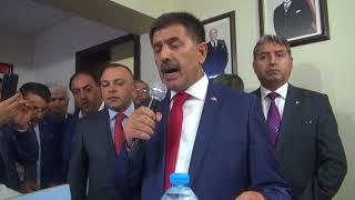 MHP Erzincan Milletvekili Adayı Bekir Aksun Adaylık Açıklaması