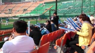 getlinkyoutube.com-2012 ASIA SERIES Baseball Lamigo Monkeys 応援風景1 亞洲職棒大賽