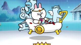getlinkyoutube.com-linerangers ラインレンジャーお風呂の女神コニー  Bath Goddess CONY 목욕 여신 코니 淋浴女神兔兔 지옥의 경주장 銀河特攻隊 라인 레인저스